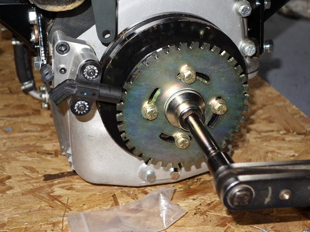 EDIS Megajolt electronic ignition – Restoration of NNF 10H