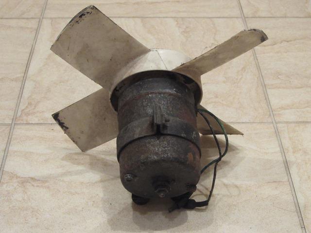 Series 3 fan motor?