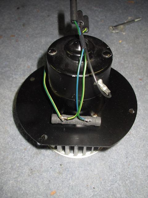 Cooling Fans – Restoration of NNF 10H on