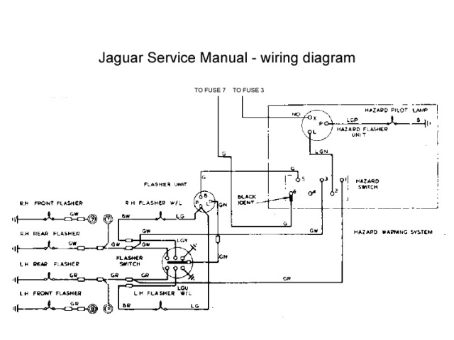hazard001 cooling fans restoration of nnf 10h jaguar xj6 series 3 wiring diagram at bayanpartner.co