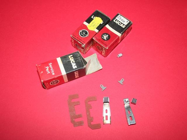 New motor brush sets purchased on eBay